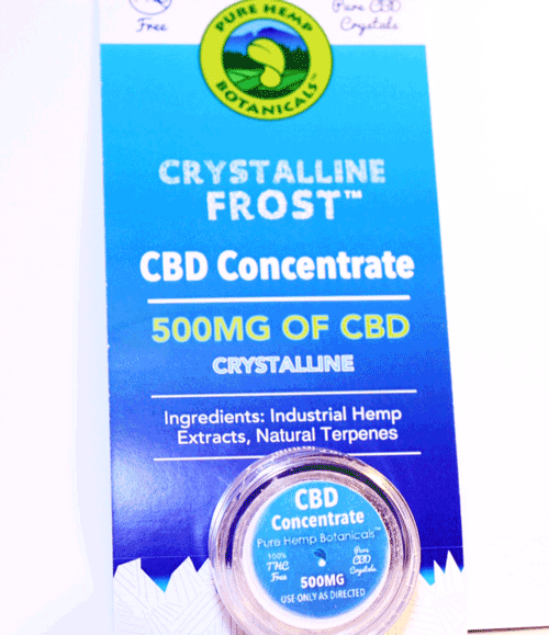 buy frost cbd concentrate